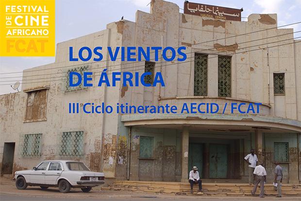 El FCAT y AECID de la mano para devolver el cine al público africano