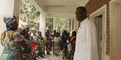 CONGO UN MÉDECIN POUR SAUVER LES FEMMES