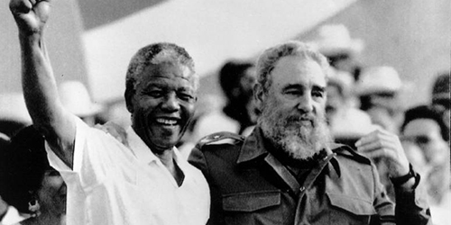 CUBA, UNE ODYSSÉE AFRICAINE