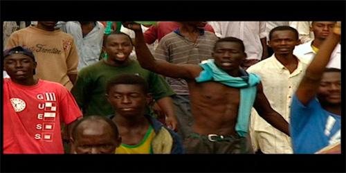 L'AFRIQUE EN MORCEAUX