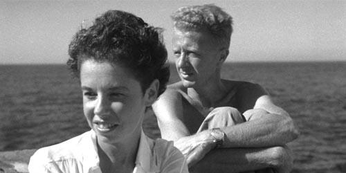 MAPAS DE AGUA Y ARENA: LAS VIDAS DE JANE & PAUL BOWLES