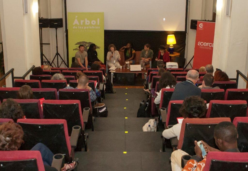 El cine africano, a debate en el Árbol de las Palabras