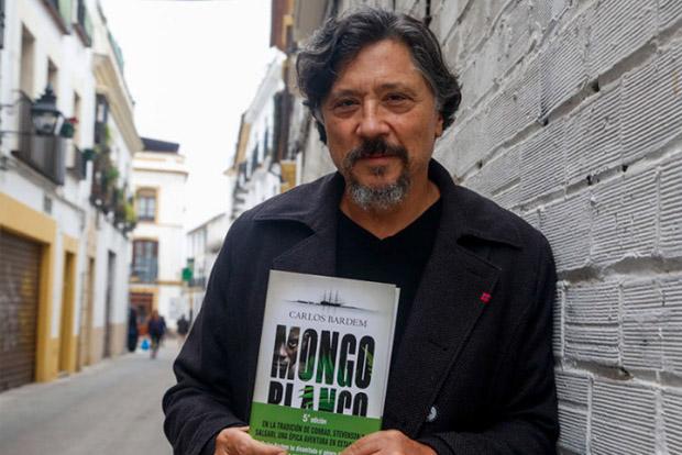 Carlos Bardem presenta en Andalucía su novela sobre la cara oculta de la esclavitud española